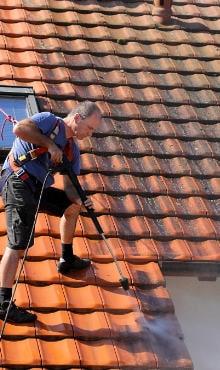 waarom dak reinigen